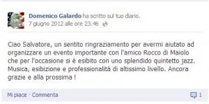 Domenico Galardo 19-06-2012