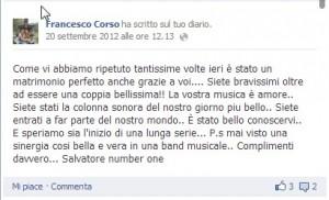 Francesco Corso 19-09-2012