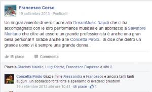 Francesco Corso 19-09-2013