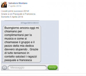 Pasquale e Francesca 05-04-2015