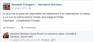 Rossella D'angelo 02-06-2014