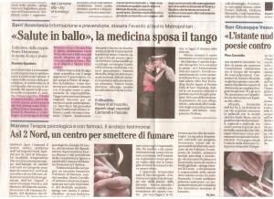 Serata 15-12-2012 Art. giornale